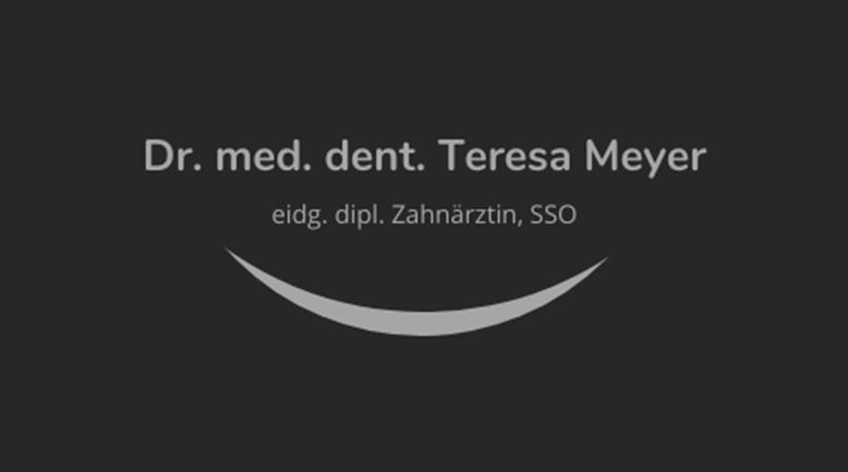 Webseiten Projekt für Zahnarzt